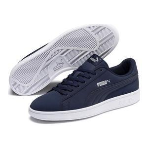 Smash V2 Buck Unisex Lacivert Günlük Ayakkabı 36516015
