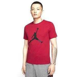 Jordan Jumpman Ss Crew NBA Erkek Kırmızı Basketbol Tişört CJ0921 687