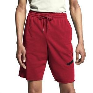J Jumpman Logo Flc Erkek Kırmızı Basketbol Şortu AQ3115-687