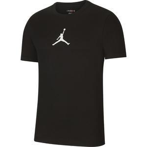 Jordan Jumpman Dfct Ss Crew Erkek Siyah Basketbol Tişört CW5190-010