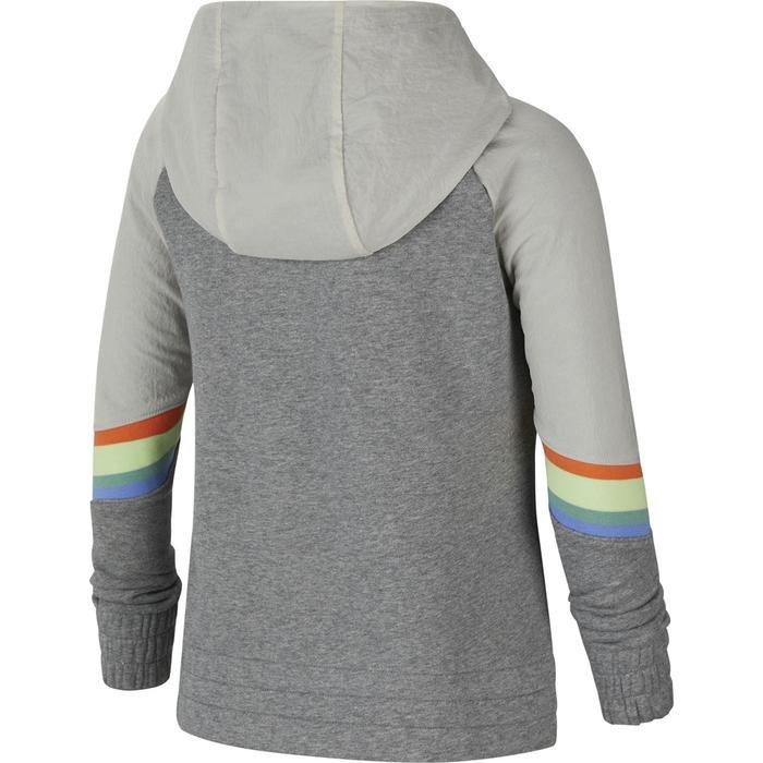 Nsw Heritage Fz Hoodie Çocuk Siyah Tenis Sweatshirt CU8293-091 1211687