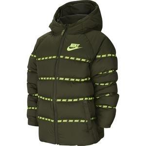 Down Jkt Çocuk Yeşil Tenis Ceket CU9154-325