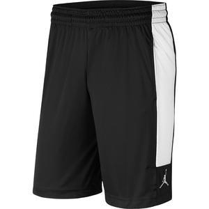 J Air Dry Knit Erkek Siyah Basketbol Şortu CD5064-010