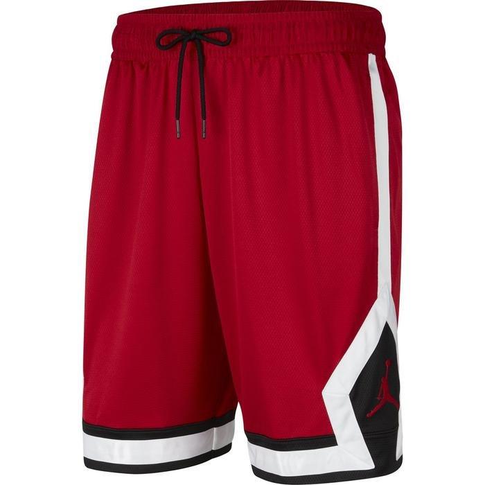 Jordan Jumpman Diamond Erkek Kırmızı Basketbol Şortu CV6022-687 1212645