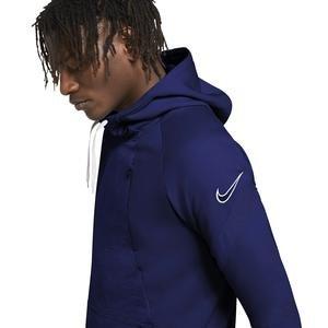 Dry Acd Hoodie Po Fp Ht Erkek Mavi Futbol Sweatshirt CQ6679-492