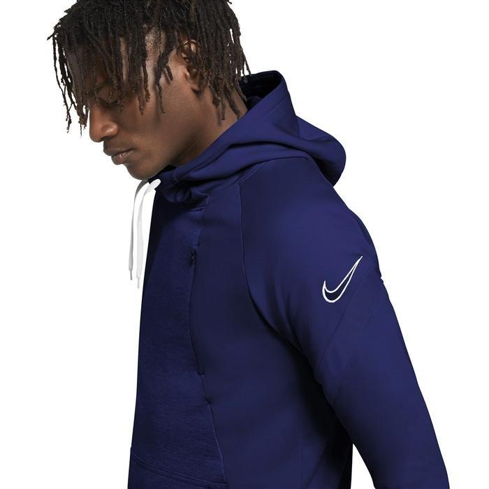 Dry Acd Hoodie Po Fp Ht Erkek Mavi Futbol Sweatshirt CQ6679-492 1213309