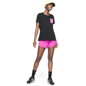 Tee icon Clash Kadın Siyah Antrenman Tişört CT8854-010