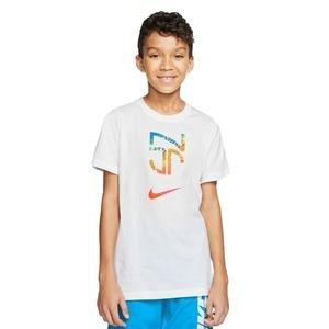 Tee Hero Çocuk Beyaz Futbol Tişört CD0174-100