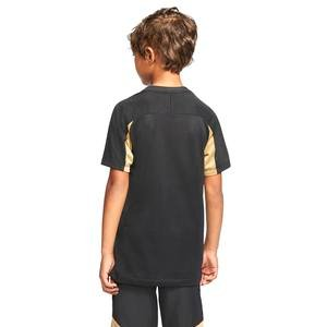 Dry Acd Top Ss Sa Çocuk Siyah Futbol Tişört CJ9915-010