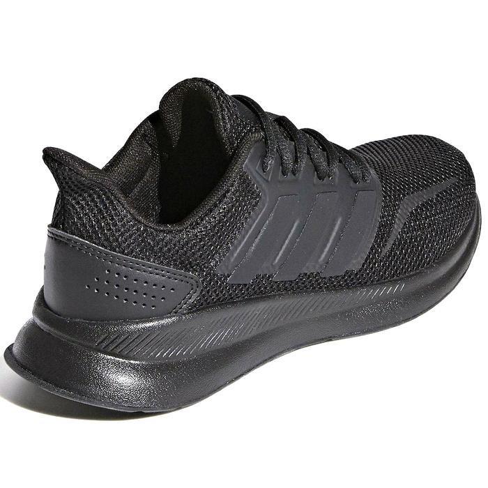 Runfalcon K Çocuk Siyah Koşu Ayakkabısı F36549 1116183