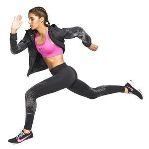 Fast Tght Flsh Gx Kadın Siyah Koşu Taytı BV4715-010