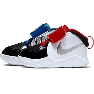 Team Hustle D 9 Auto (Td) Çocuk Siyah Basketbol Ayakkabısı CK0617-001