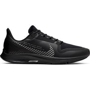 Air Zoom Pegasus 36 Shield Erkek Siyah Koşu Ayakkabısı AQ8005-001