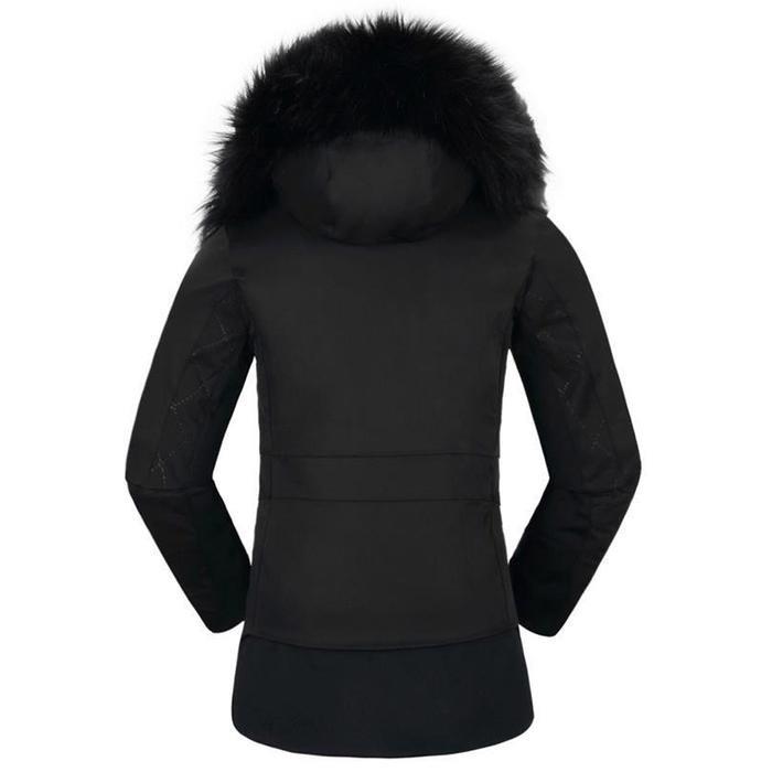 Mona Ski Kadın Siyah Kayak Montu PNZW181188BLK 1180232