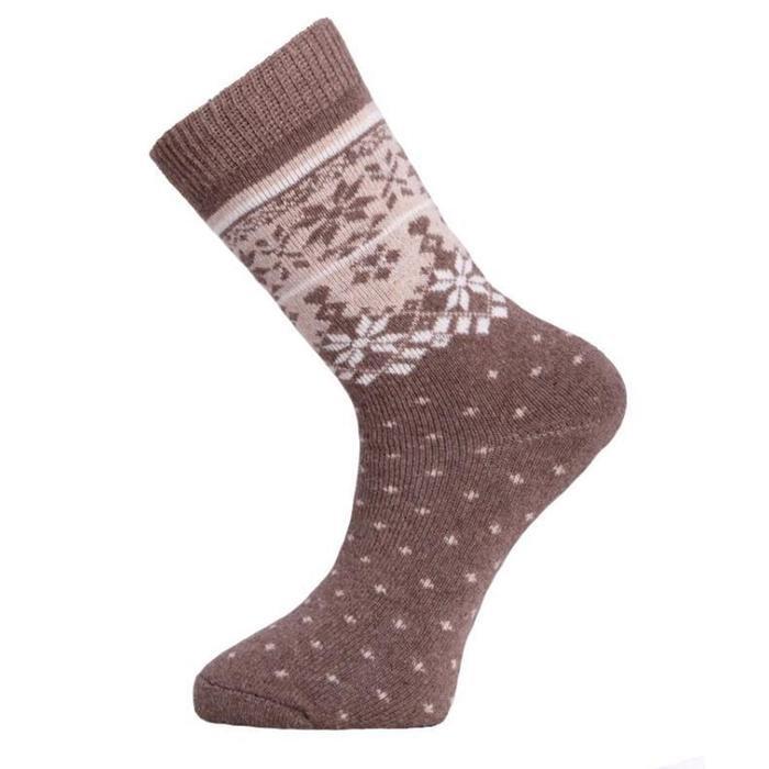 Casual Wool Erkek Bej Çorap PNZ-334532BEI 1157927