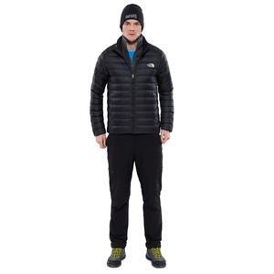 Trevail Jacket Erkek Siyah Outdoor Ceket NF0A39N5KX71