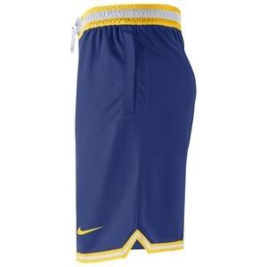 NBA Gsw M Nk Dna Erkek Mavi Basketbol Şortu AV0140-495