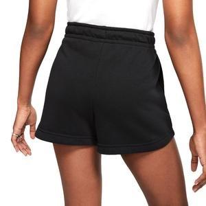 Essntl Ft Kadın Siyah Antrenman Şortu CJ2158-010