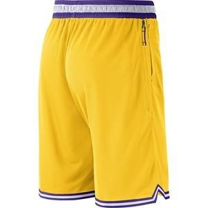 NBA Lal M Nk Dna Erkek Sarı Basketbol Şortu AV0148-728