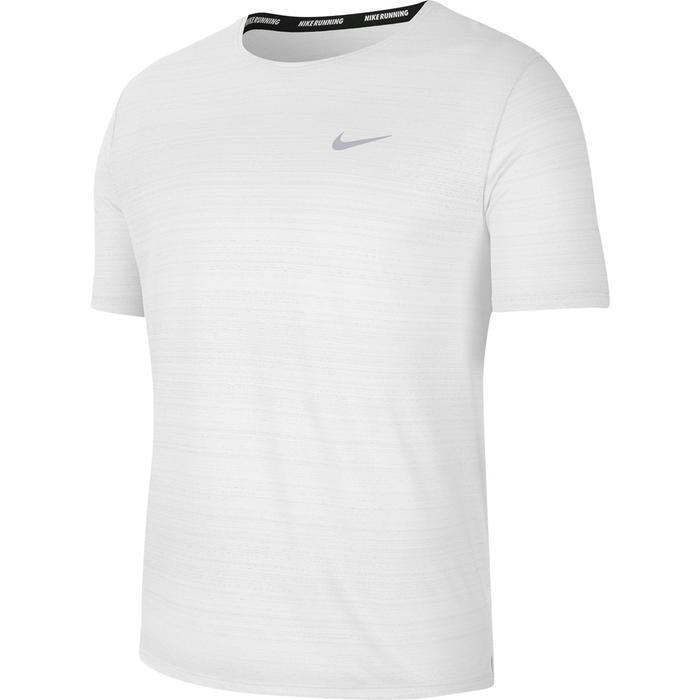 Df Miler Top Ss Erkek Beyaz Koşu Tişört CU5992-100 1211357