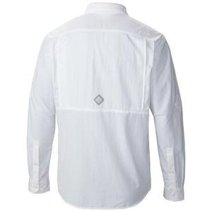 Zero Rules Erkek Beyaz Outdoor Gömlek AM9154-100