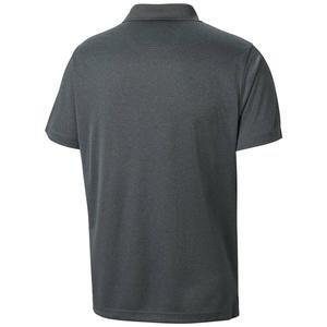Utilizer Erkek Siyah Günlük Polo Tişört AO0126-011