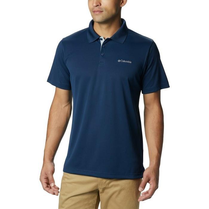 Utilizer Erkek Mavi Günlük Polo Tişört AO0126-464 1189314