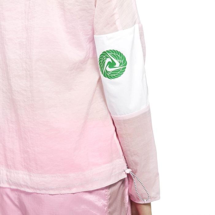 Icnclsh Jacket Kadın Kırmızı Koşu Ceket CU3048-663 1212048