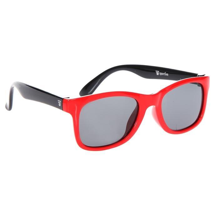 Çocuk Kırmızı Opak Güneş Gözlüğü SPT-1015C3 1189494