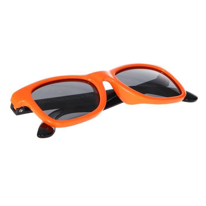 Çocuk Turuncu Opak Güneş Gözlüğü SPT-1015C7 1189495