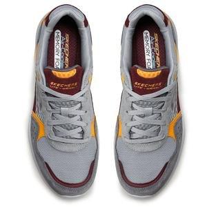 Meridian- Ostwall Erkek Gri Günlük Ayakkabı 52952 GYRD
