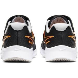 Star Runner 2 (Psv) Çocuk Siyah Koşu Ayakkabısı At1801-008
