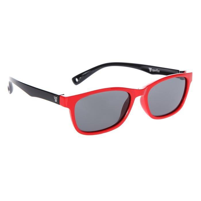 Çocuk Kırmızı Opak Güneş Gözlüğü SPT-1008C3 1189490