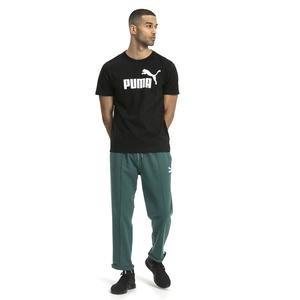 Ess Logo Tee Erkek Siyah Günlük Tişört 85174001