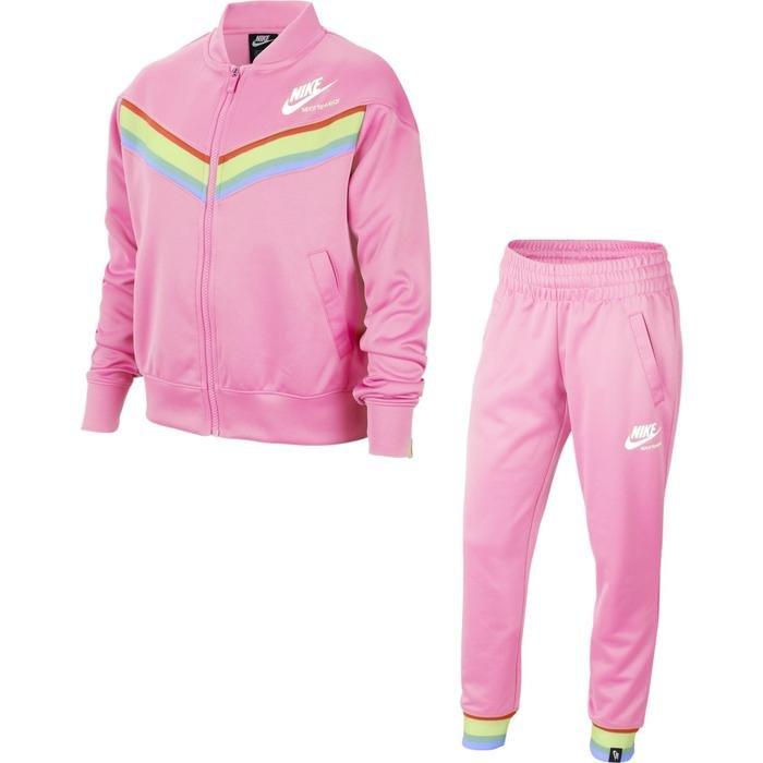 Nsw Heritage Trk Suit Çocuk Kırmızı Tenis Eşofman Takımı CU8294-654 1212249