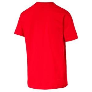Ess Logo Tee Erkek Kırmızı Günlük Tişört 85174005