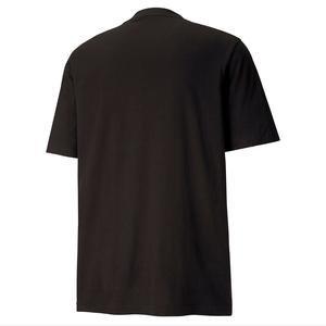 Nu-Tility Tee Erkek Siyah Günlük Tişört 58121701
