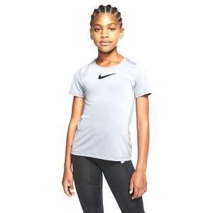 Np Top Ss Çocuk Siyah Tenis Tişört AQ9035-065