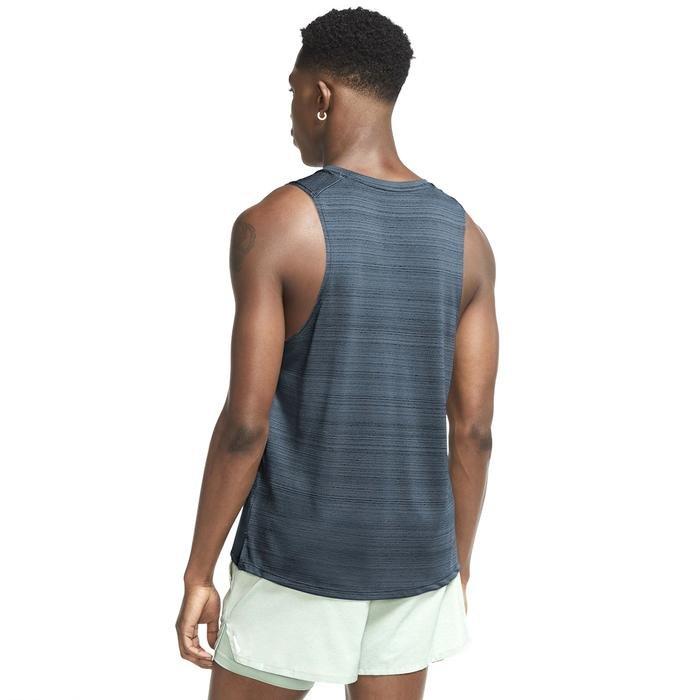 Df Miler Tank Erkek Siyah Koşu Atleti CU5982-031 1212594