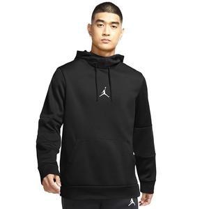 J Air Therma Flc Po Erkek Siyah Basketbol Sweatshirt CK6789-010