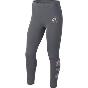 Nsw Air Favorites Legging Çocuk Siyah Tenis Taytı CU8299-084
