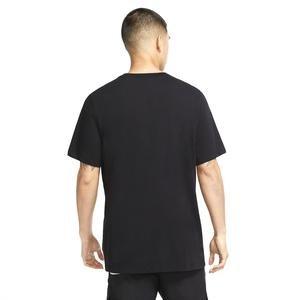 Dry Tee Wild Run Erkek Siyah Koşu Tişört CW0949-010