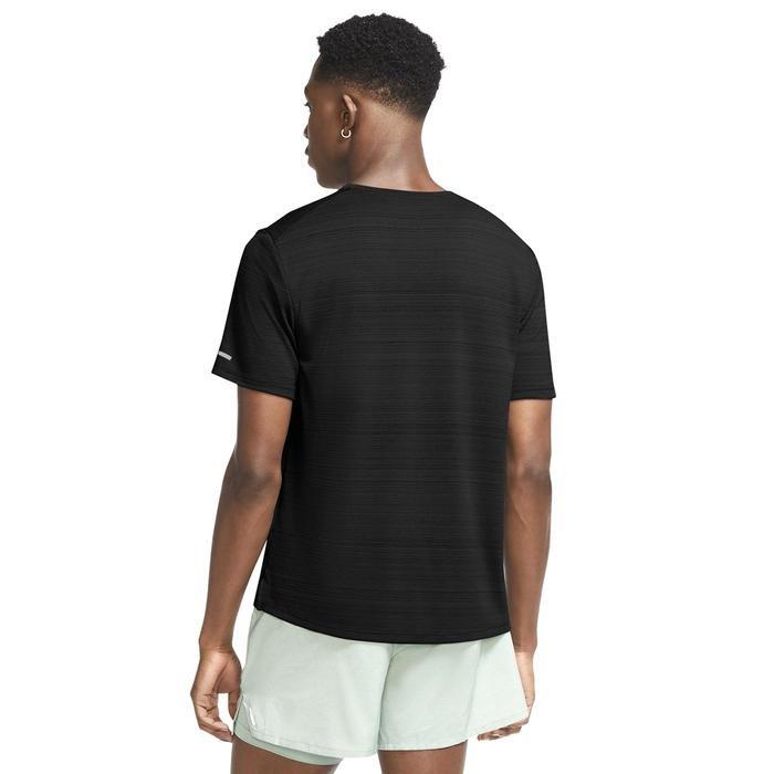 Df Miler Top Ss Erkek Siyah Koşu Tişört CU5992-010 1211603