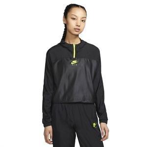 Air Jkt Hd Kadın Siyah Koşu Ceket CU3046-010