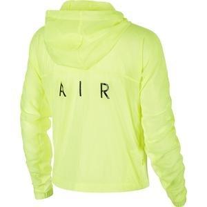 Air Jkt Hd Kadın Sarı Koşu Ceket CU3046-702