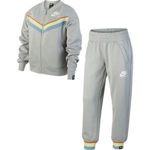 Nsw Heritage Trk Suit Çocuk Siyah Tenis Eşofman Takımı CU8294-077