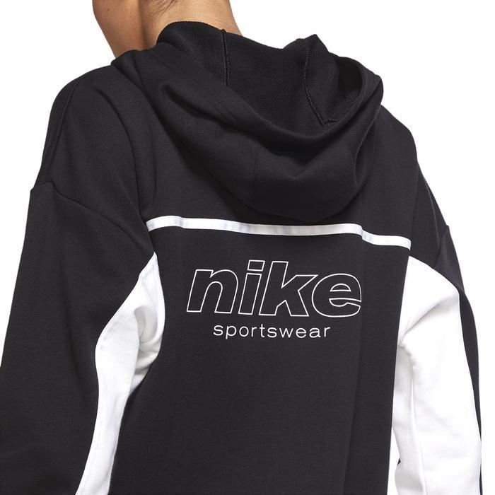 Fz Ft Archive Rmx Kadın Siyah Günlük Sweatshirt CU6386-010 1212686