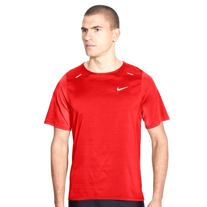 Brthe Rse 365 Top Ss Hybr Erkek Kırmızı Koşu Tişört CU5977-673 1212780