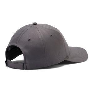 Metal Cat Cap Unisex Gri Günlük Şapka 02126924