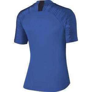 Dri-Fit Strike Kadın Mavi Futbol Tişört CN6886-463